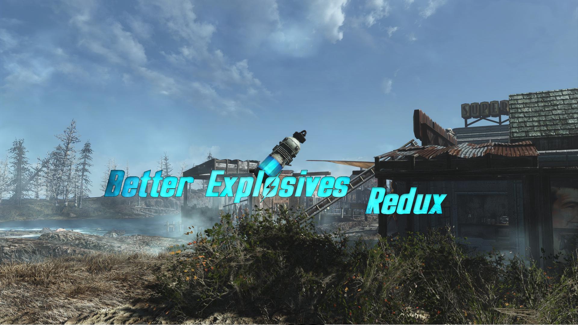 Better Explosives Redux