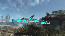 Better Explosives Redux