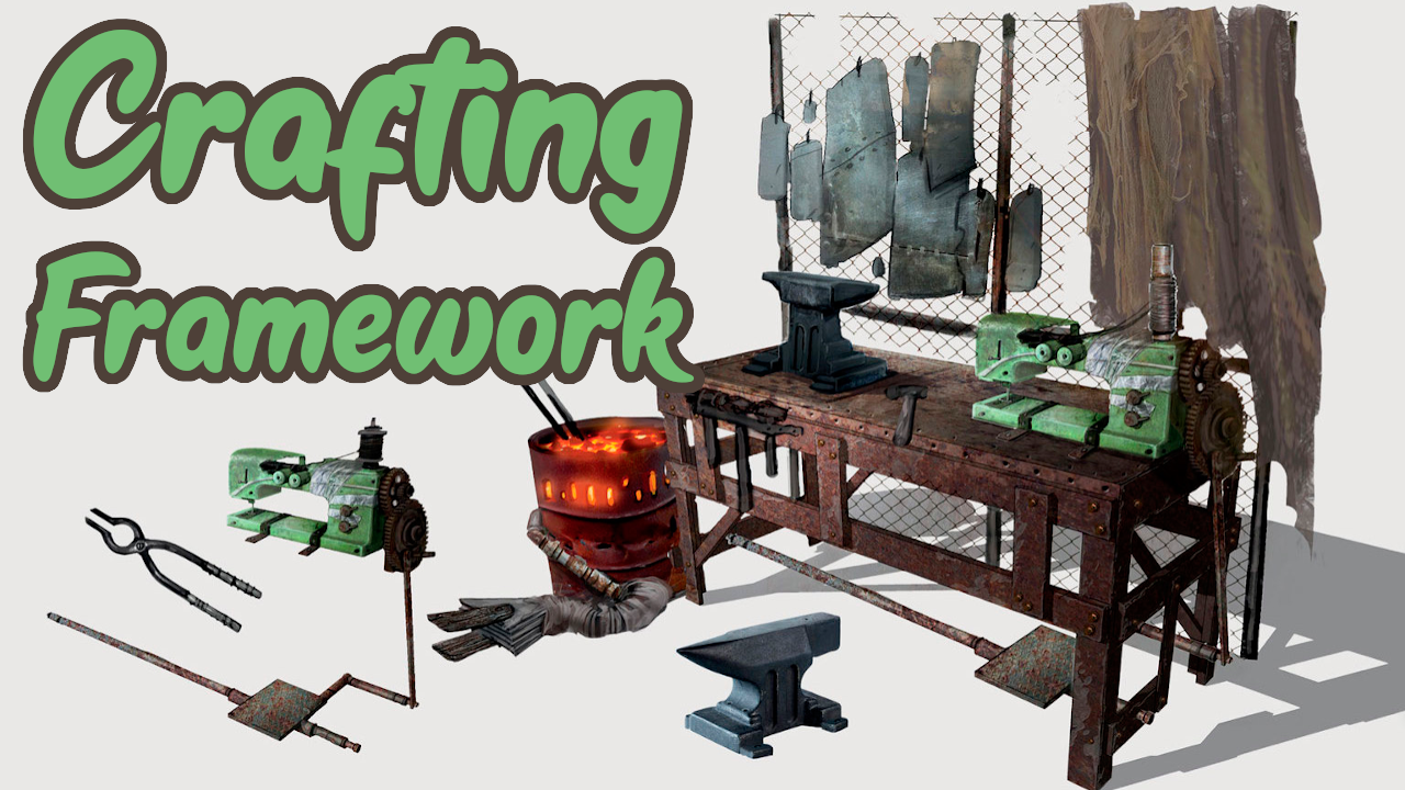 Crafting Framework