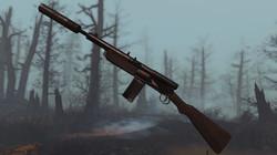 Restored Radium Rifle
