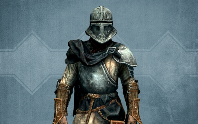 Alternative Armors - Steel Soldier