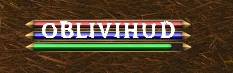 Oblivihud (Oblivion style hud)