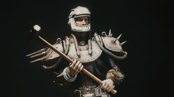 CW Classic Metal Armor