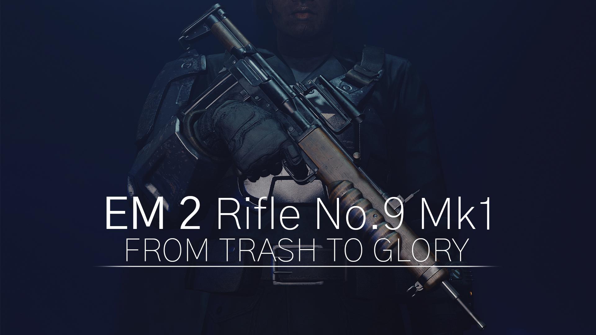 EM 2 Rifle No.9 Mk1