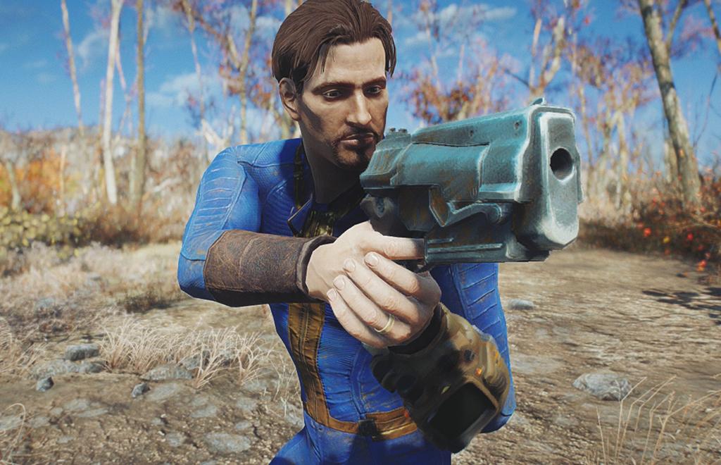 Dual Survivors - Nate Companion Mod