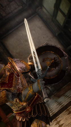 TES4 Weapons and Few Armors
