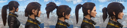 Ponytail Hairstyles by Azar