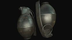 M26 Fragmentation Grenade Replacer