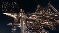 Ancient Dwemer Metal