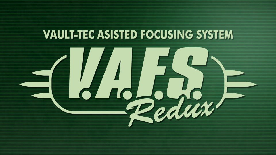 VAFS Redux - Bullet Time and Manual Crit