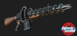 M72 Gauss Rifle