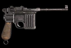 Mauser Pistol (Chinese Pistol)
