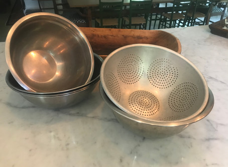 Kitchen Essentials - Stainless Steel Bowls