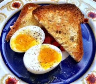 soft eggs