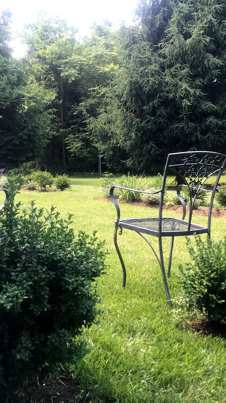 The New Boxwood Garden