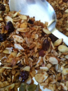 Whole Earth Catalog Granola