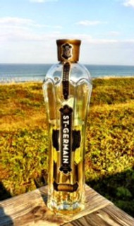 A Pair of St. Germain Cocktails