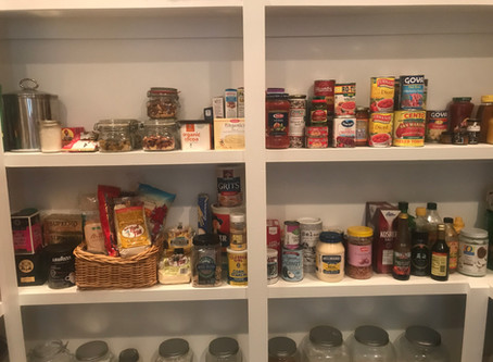 Pantry Management