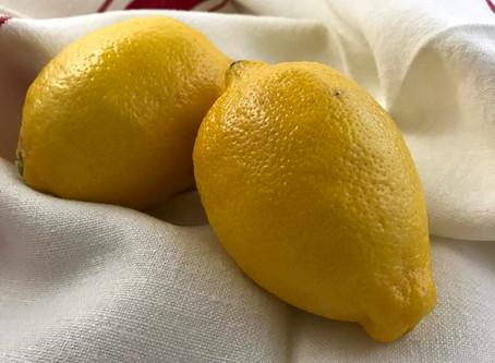 Walnut Lemon Salad Dressing