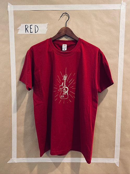 T-Shirt A.M. Guitar