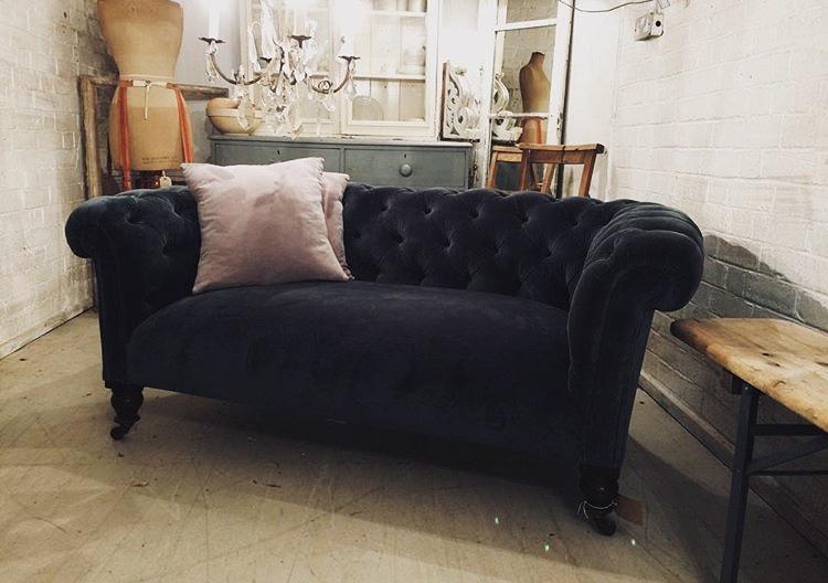 vintage sofa hove