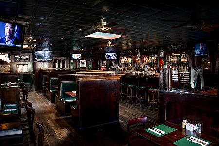 Wood Bar, great place to watch sports
