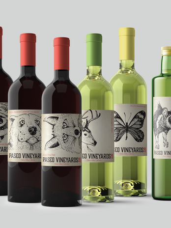 Paseo Vineyards Collection