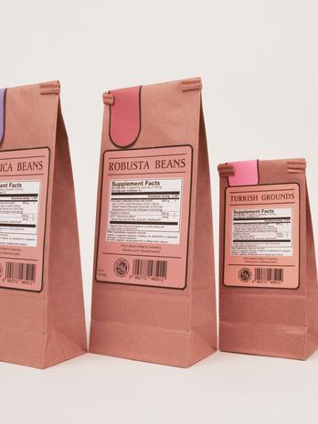Plum Island Coffee Bags