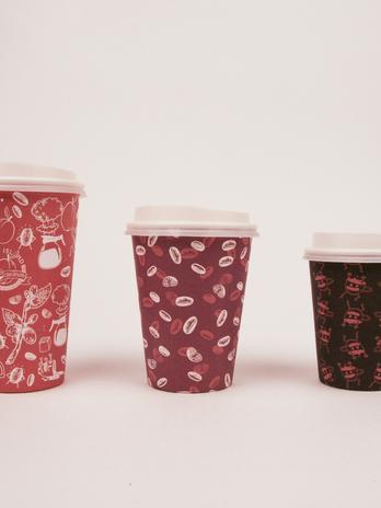 Plum Island Coffee Cups