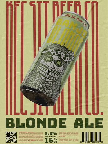 Blonde Ale Poster