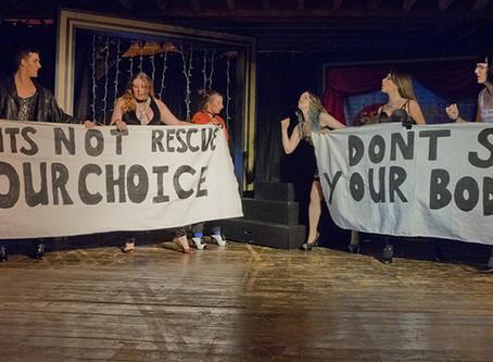 Sex Worker's Opera 'On the Cultural Battleground' by Imogen Flower
