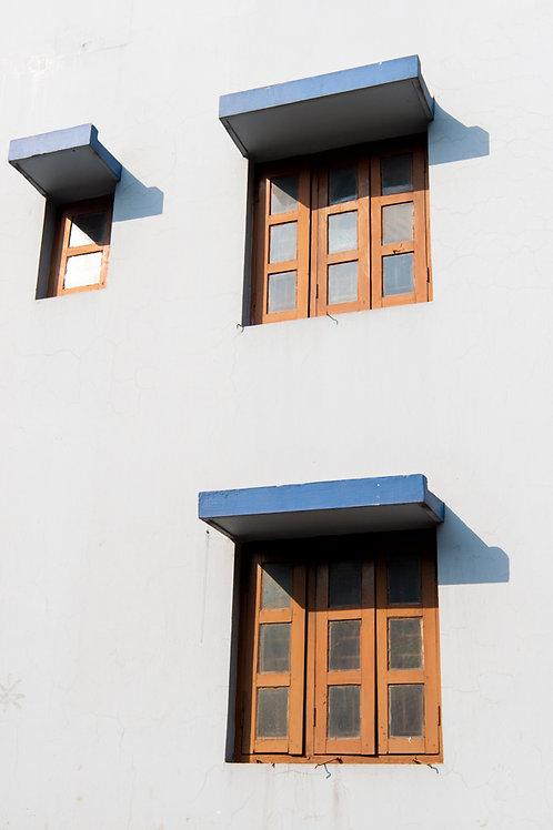 窓 india