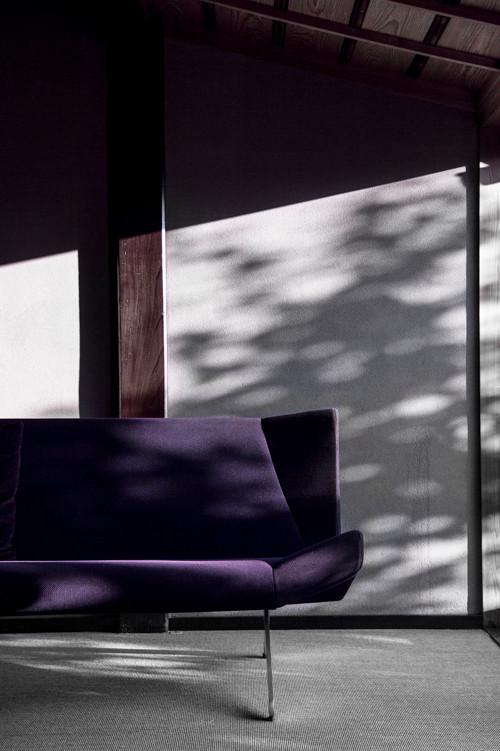 BOOMERANG chair,湯布院無量塔