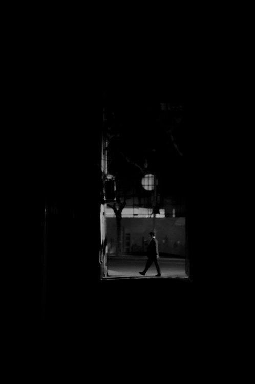 夜 路地 上海