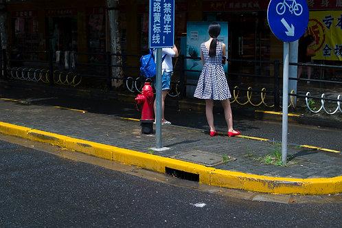 カラー 上海