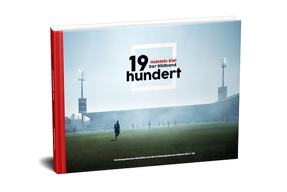 19hundert   Der Holstein Kiel Bildband   Saison 2017/18