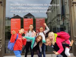 Stage enfants Bruxelles