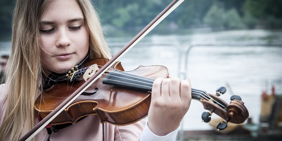 "Stage ""Initiation au violon"""