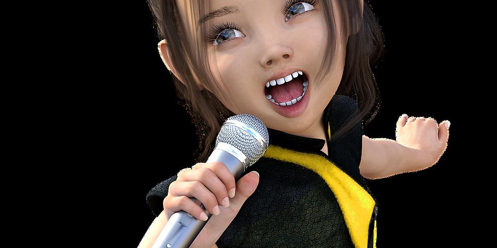 """Stage """"Chant et vidéoclip"""""""