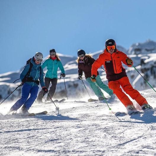Aulas de Ski 2