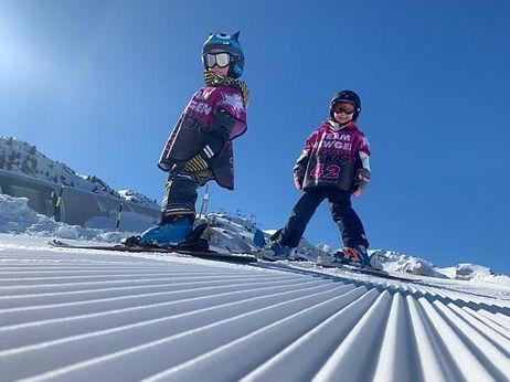 Aulas de Ski Criançcas