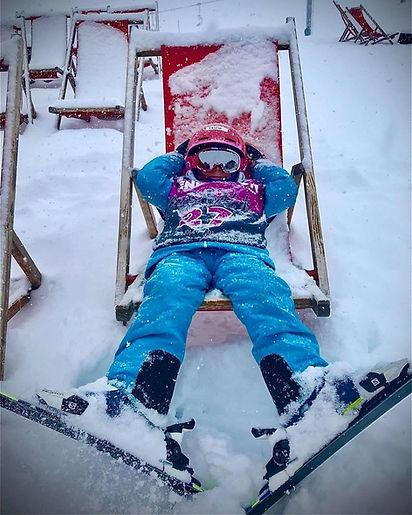 aulas de ski kids 2