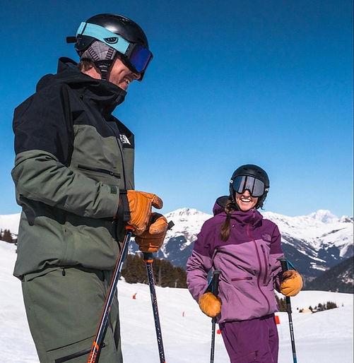 Aulas de Ski Adultos