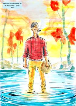 Matt Salisbury | Illustrator
