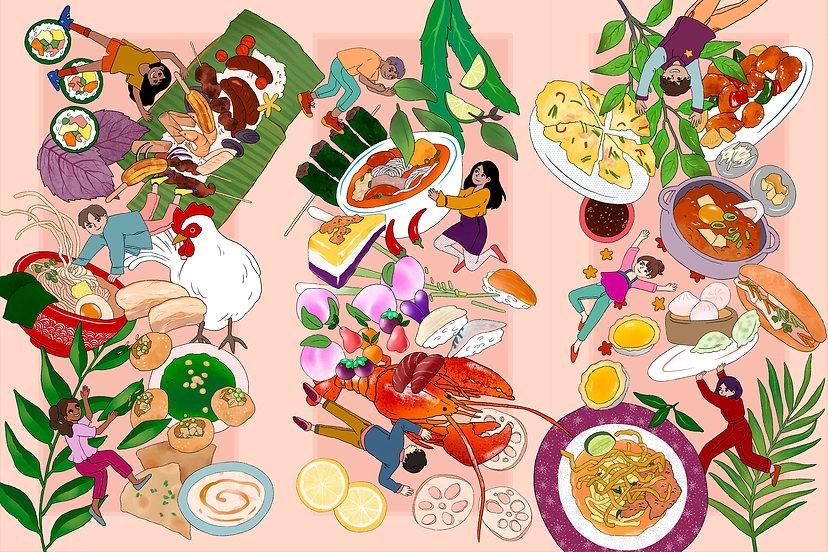 YenLinhThai_STEPS_BIA_Let's Eat!.jpg