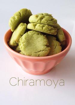 chiramoya cookies