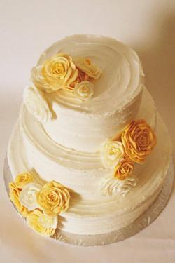 charlie cake original buttercream wedding cincinnati