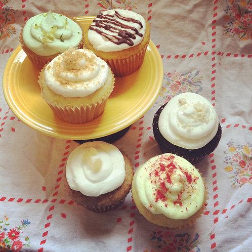 Dozen Assorted Cupcakes