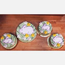 rabbit cakes