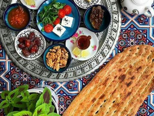 La fantastica colazione iraniana